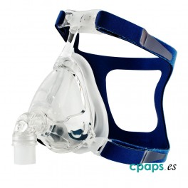Máscara Breeze Facial Plus para CPAP
