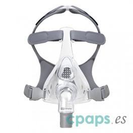 Máscara Facial para CPAP Simplus de F&P